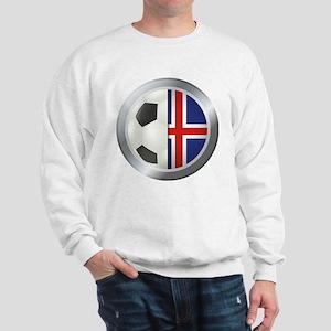 Iceland Soccer Sweatshirt
