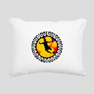 GOAL Rectangular Canvas Pillow