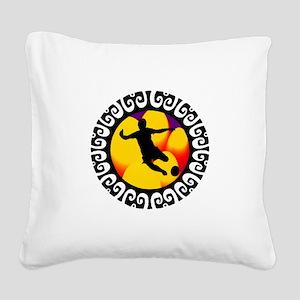 GOAL Square Canvas Pillow