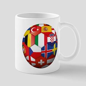 EU Soccer Mug