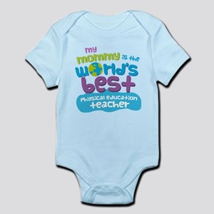 Physical Education Teacher Gift fo Infant Bodysuit