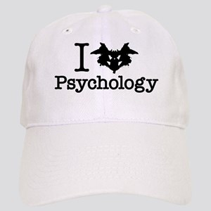 I Heart (Rorschach Inkblot) Psychology Cap