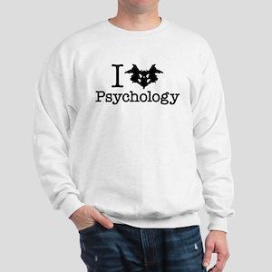 I Heart (Rorschach Inkblot) Psychology Jumper