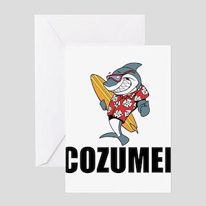 Cozumel Greeting Cards