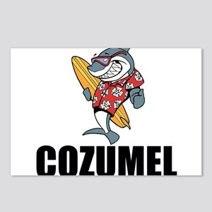 Cozumel Postcards (Package of 8)