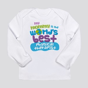 Physical Therapist Gift Long Sleeve Infant T-Shirt