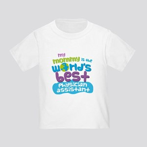 Physician Assistant Gift for Kids Toddler T-Shirt