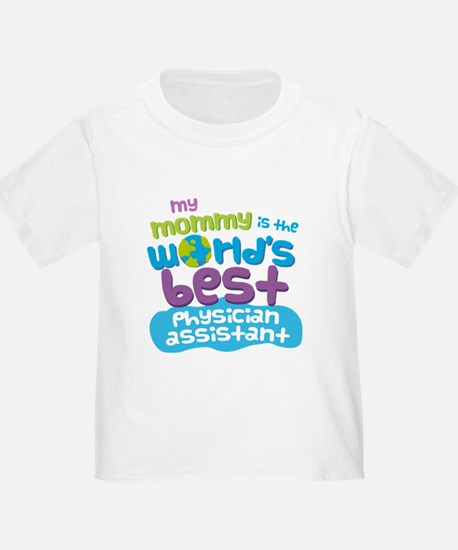 Physician Assistant Gift for Kids T