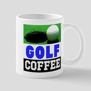 Golf Coffee Mugs