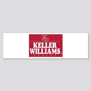 kw_stack_lite_bg red Bumper Sticker