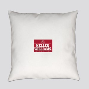 kw_stack_lite_bg red Everyday Pillow