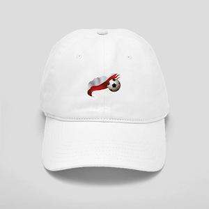 Poland Soccer Cap