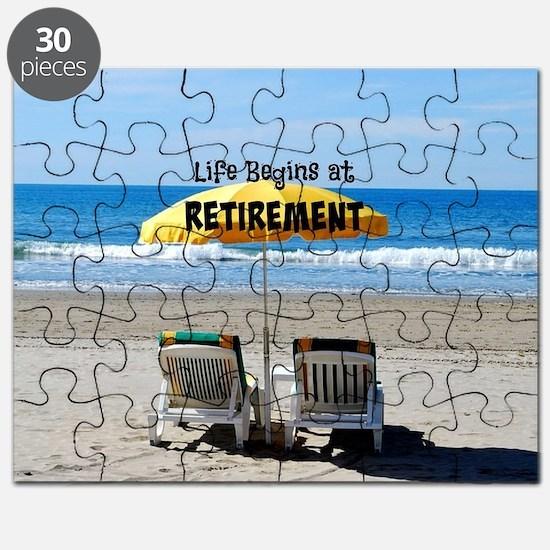 Cute Deck Puzzle