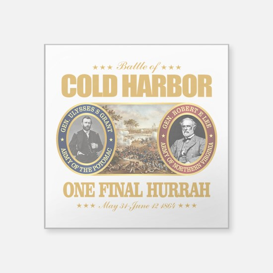 "Cold Harbor (FH2) Square Sticker 3"" x 3"""