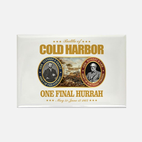 Cold Harbor (FH2) Rectangle Magnet