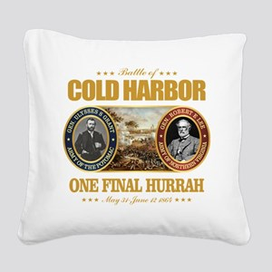 Cold Harbor (FH2) Square Canvas Pillow