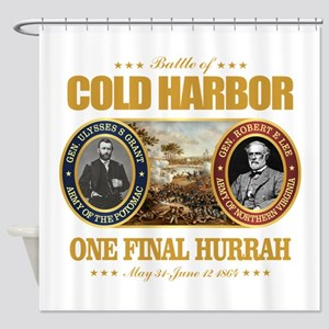 Cold Harbor (FH2) Shower Curtain