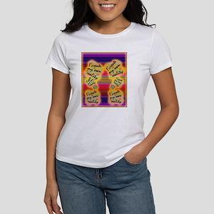 create Reality Women's Cap Sleeve T-Shirt