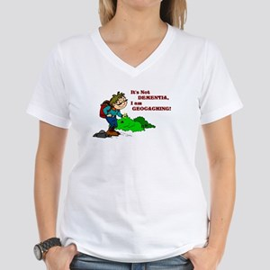 Dementia GPS Ash Grey T-Shirt