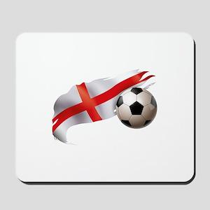 England Soccer Mousepad