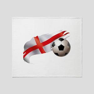 England Soccer Stadium Blanket