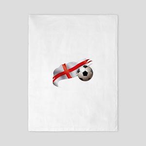 England Soccer Twin Duvet