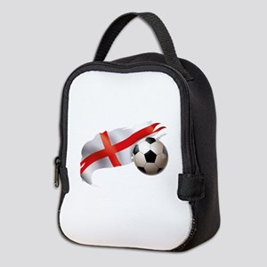 England Soccer Neoprene Lunch Bag