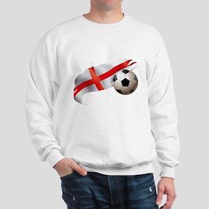 England Soccer Sweatshirt