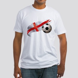 England Soccer Fitted T-Shirt