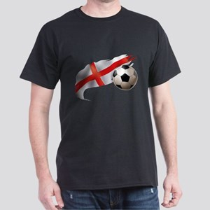 England Soccer Dark T-Shirt