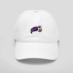 Iceland Soccer Cap