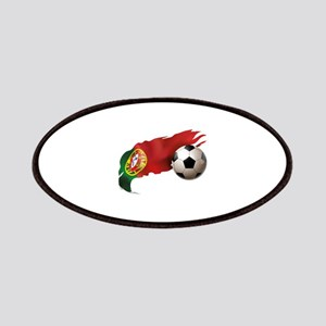 Portugal Soccer Patches