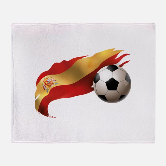 Spain Soccer Stadium Blanket