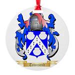 Townsend Round Ornament