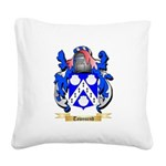 Townsend Square Canvas Pillow