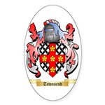 Townsend 2 Sticker (Oval 50 pk)