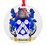 Townend Round Ornament