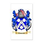 Townend 20x12 Wall Decal