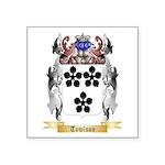 Towlson Square Sticker 3