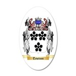 Towlson 20x12 Oval Wall Decal