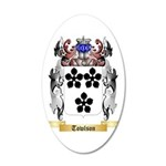 Towlson 35x21 Oval Wall Decal