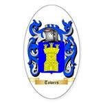 Towers Sticker (Oval)