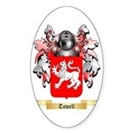 Towell Sticker (Oval 50 pk)