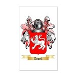 Towell 20x12 Wall Decal