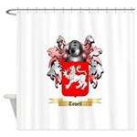 Towell Shower Curtain