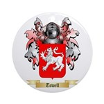 Towell Round Ornament