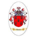 Tours Sticker (Oval)