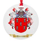 Tournois Round Ornament