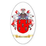 Tournois Sticker (Oval)