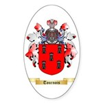 Tournois Sticker (Oval 50 pk)